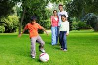 Family Ball Game