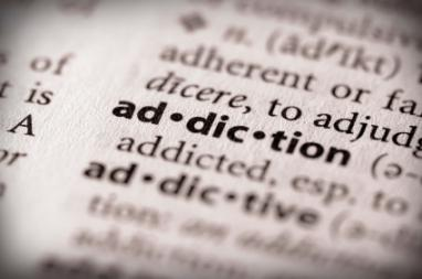 Dictionary entry for Addiction