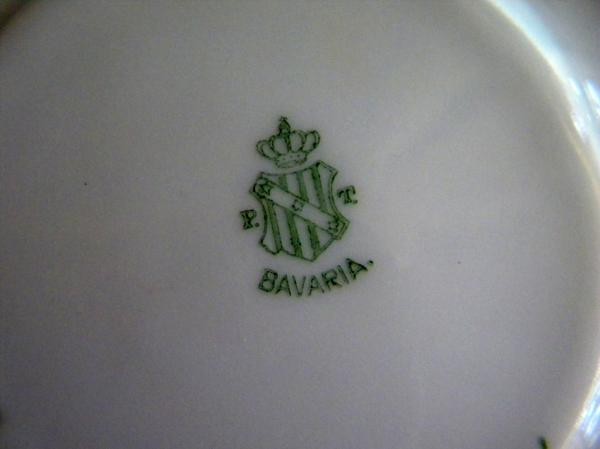 Bavarian China Porcelain Marks Related Keywords