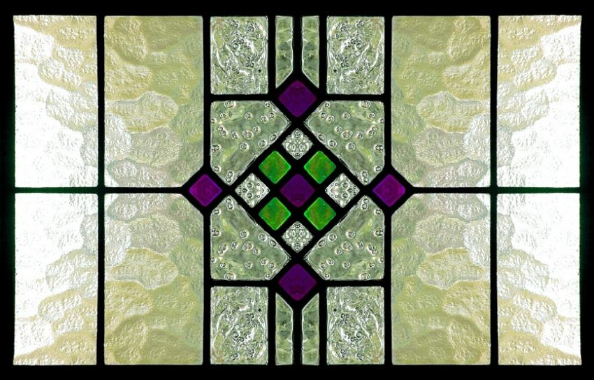 Pictures of Antique Stained Glass Windows [Slideshow]