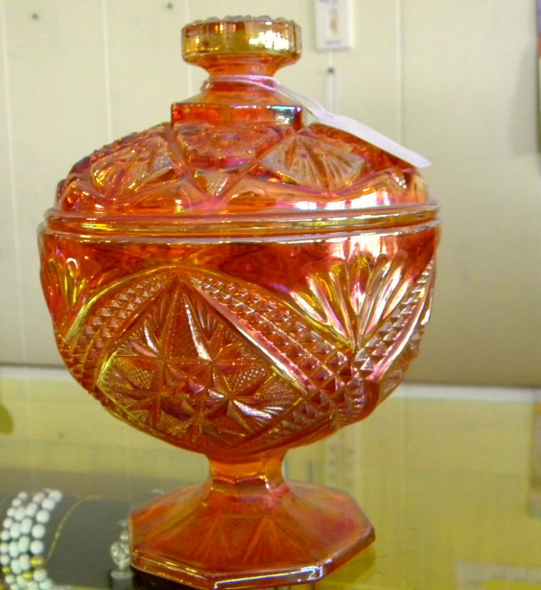 Carnival Glass Worth