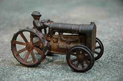 Old Riding Toys 100