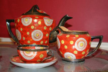 Showa Tea Set