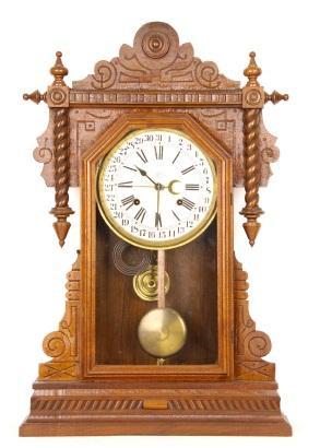 antique clock. antique clock u