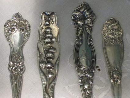 Antique Flatware Patterns | LoveToKnow