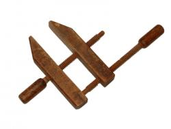 antique clamp