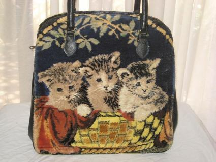 Vintage Carpetbag from Victorian Dreams on Rubylane.com