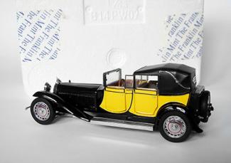 Franklin Mint 1931 Bugatti Royale