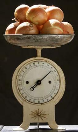 Antique Food Scale