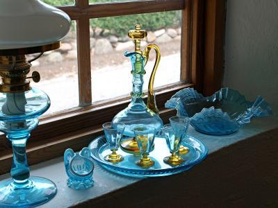 Antique Glass and China