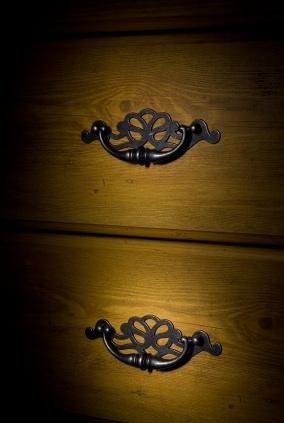 Antique Drawer Hardware