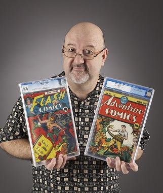 antique comic books