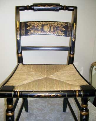 Beautiful Hitchcock Chair