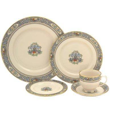 lenox autumn gold pattern