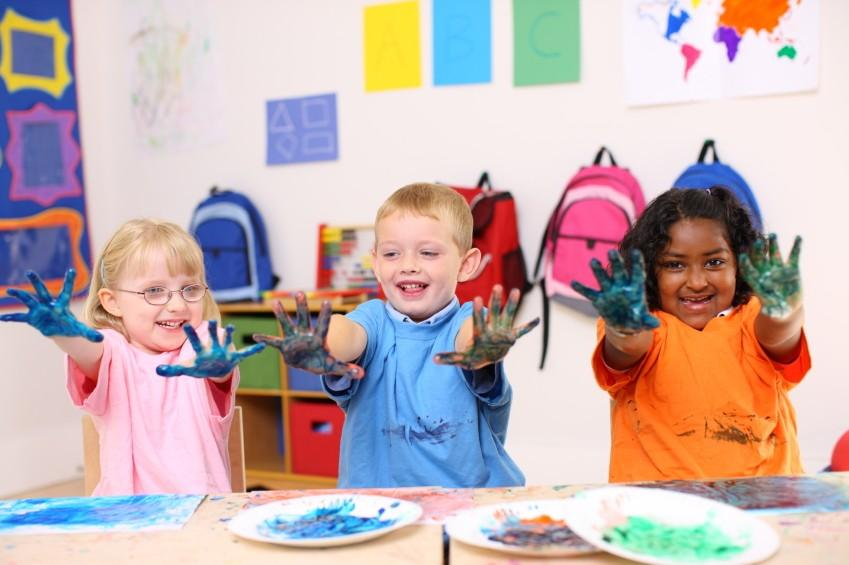 Things to do with autistic children in kindergarten for Craft ideas for autistic students