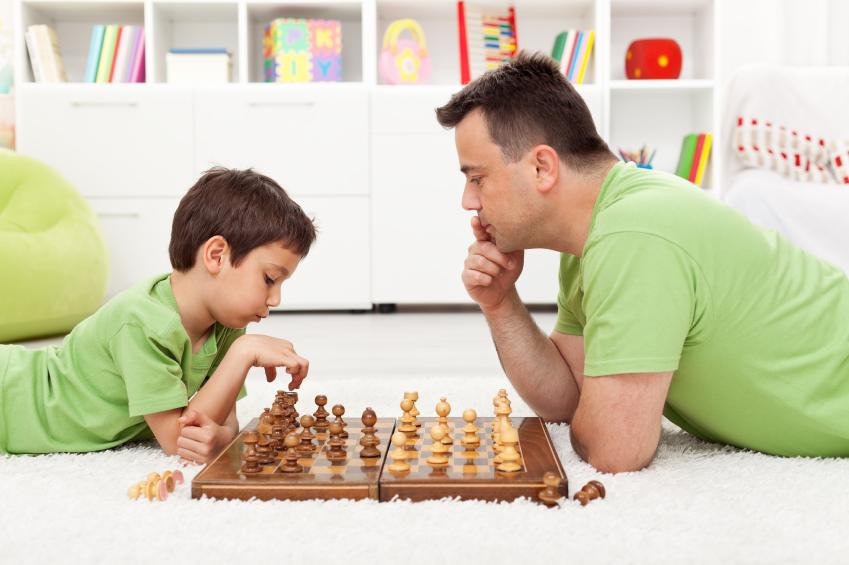 Learn chess game for kids