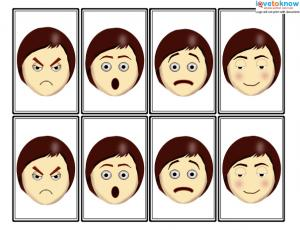 facial expression memory