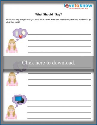 Worksheets On Science Pdf Worksheets For Children With Autism Surface Area Triangular Prism Worksheet Word with Maths Worksheet Genius What Should I Say High School Printable Worksheets
