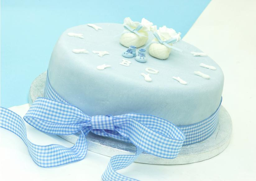 Cake Decorating For Baby Boy : Baby Shower Cake Pictures [Slideshow]