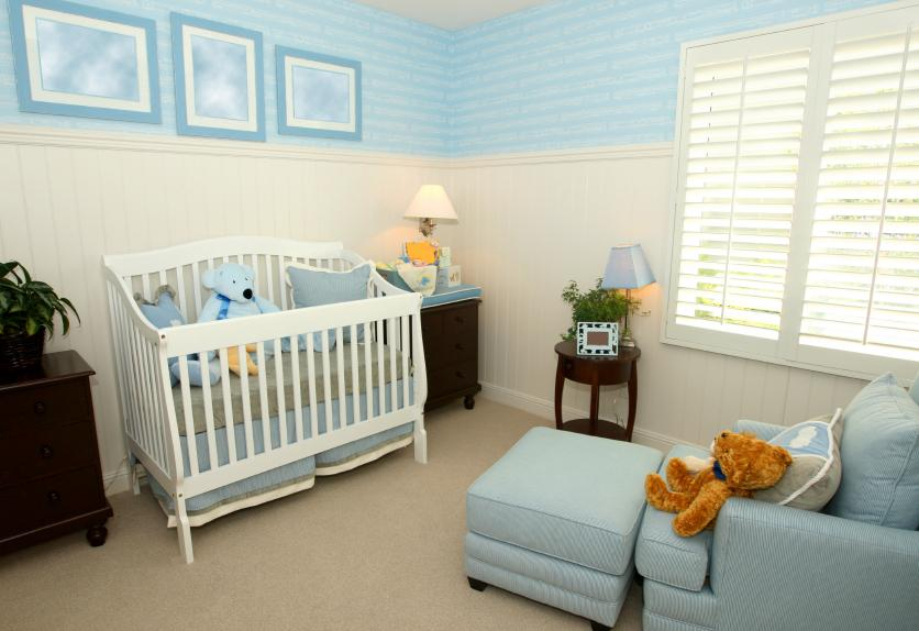 newborn nursery photos slideshow