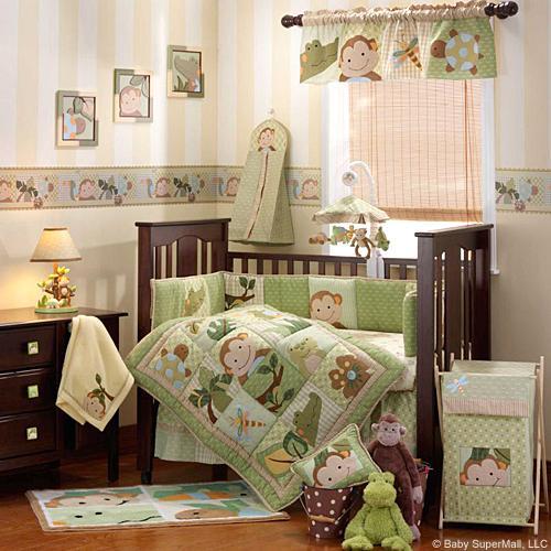 Angel Themed Design For A Baby Girl S Nursery: Baby Girl Nursery Themes [Slideshow]