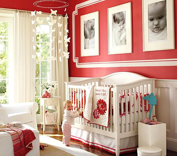 Baby Girl Nursery Themes [Slideshow]