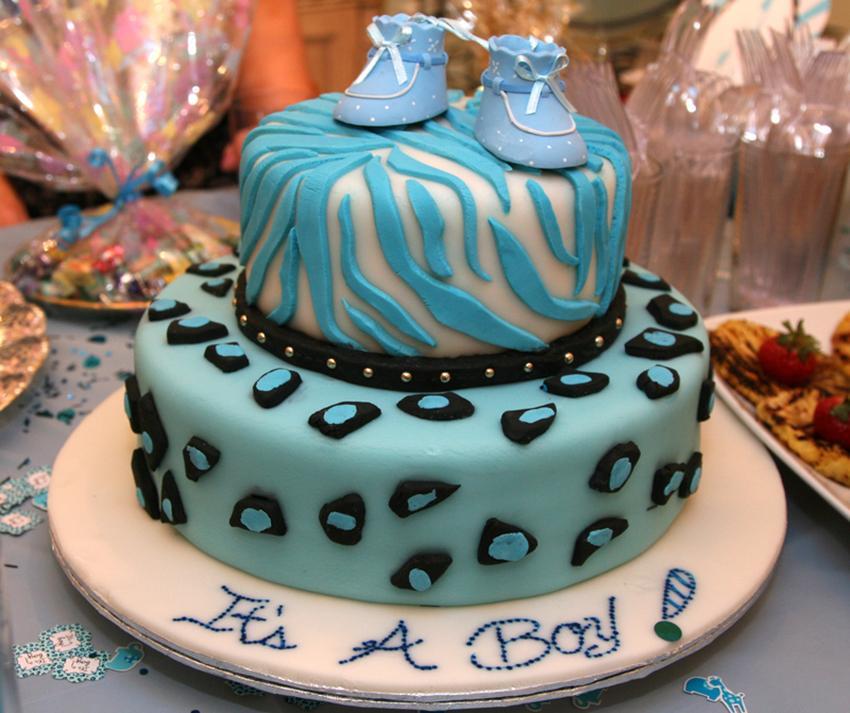 Itu0027s A Boy Cake