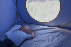 baby tent