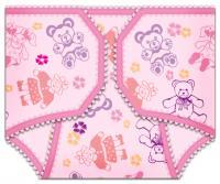 Girl Diaper Template
