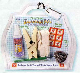 Tornado Kit Joke Gift | just b.CAUSE
