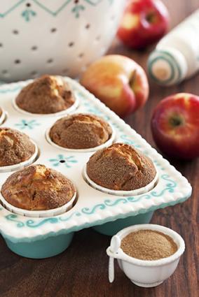 Apple muffins