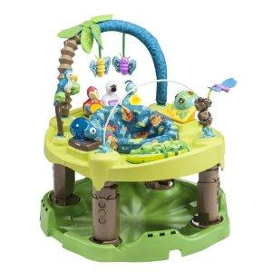 jungle exersaucer