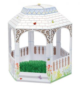 Garden Gazebo Centerpiece