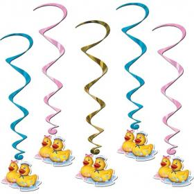 Just Duckie whirls party accessory