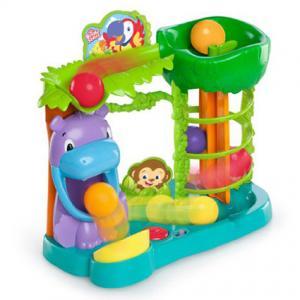 Bright Starts Baby Toy, Jungle Fun Ball Climber