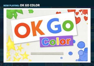 Screenshot of Ok Go Color