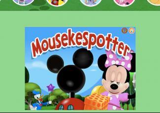 Screenshot of Mousekespotter