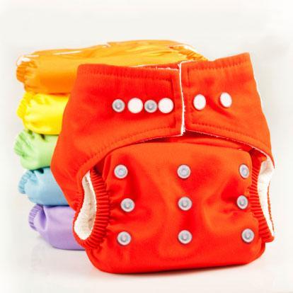 Alva Baby Cloth Diapers