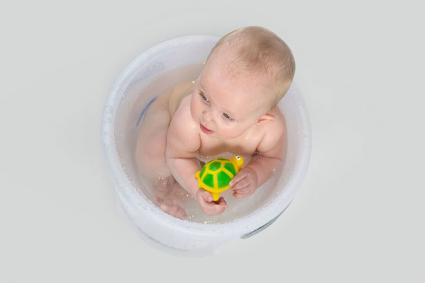 Tummy Tub Baby Bath