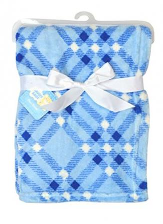 Snugly Baby fleece blanket