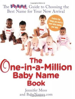 One in a Million Baby Name Book