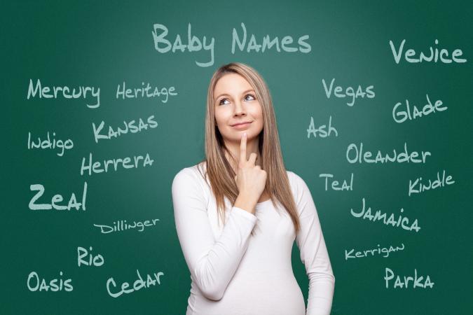 unique names