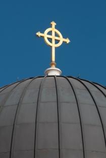 Lutheran Steeple