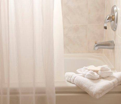 Basic shower curtain a shower curtain is a necessary bathroom