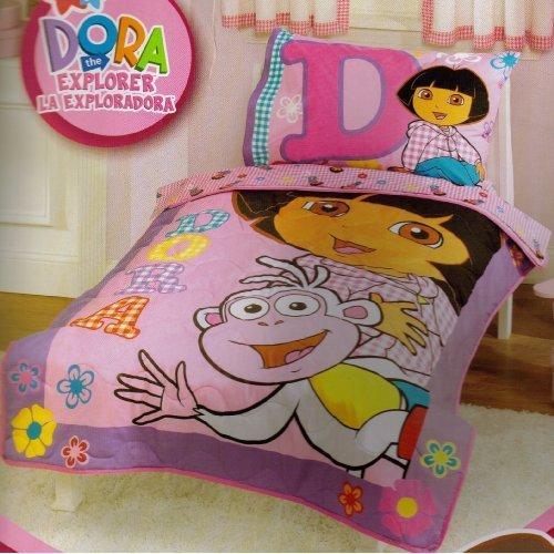 Dora The Explorer Bedding Slideshow