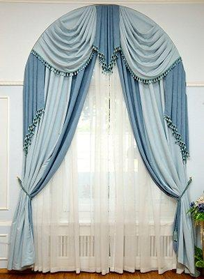 Types Of Curtains Slideshow