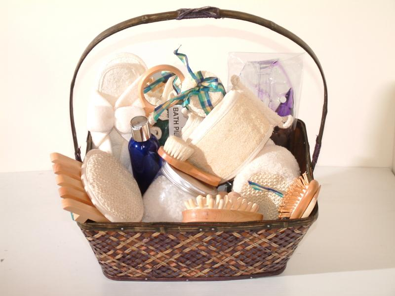 Pictures Of Unique Towel Gift Baskets Slideshow