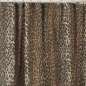animal print shower curtains | eBay