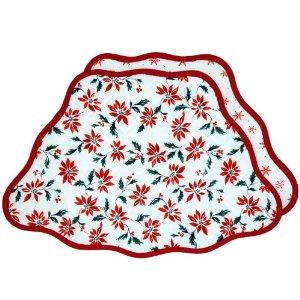 wedge style placemat