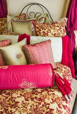 floral style bedding - Waverly Bedding